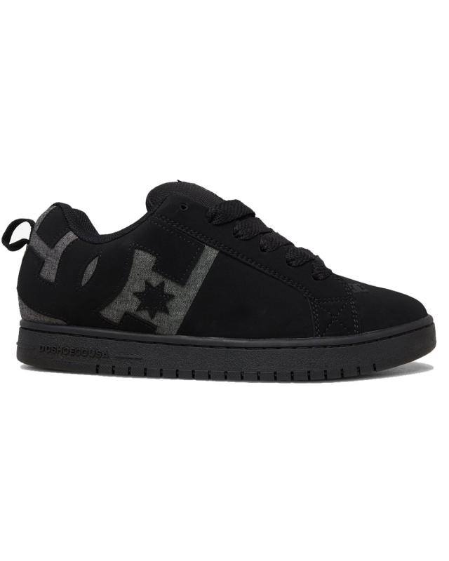 DC Shoe Court Graffik M (black/heather grey)