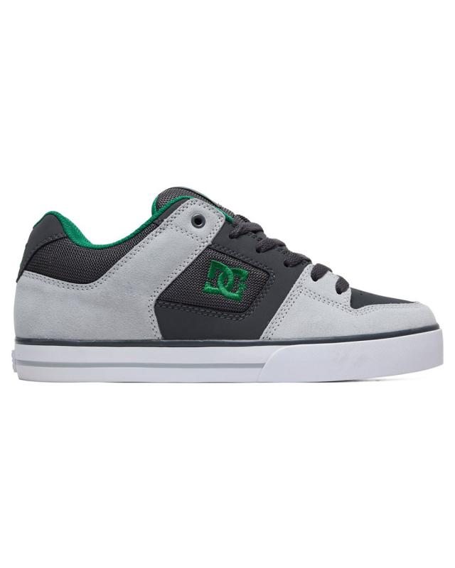 DC Shoe Pure SE M (grey/green)