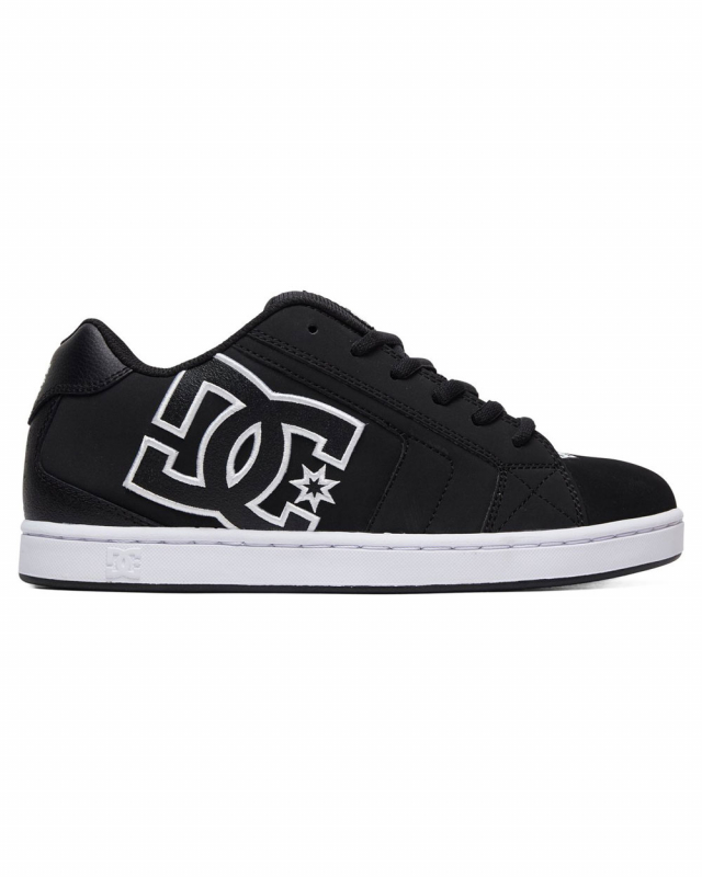 DC Shoe Net M (black/black/white)