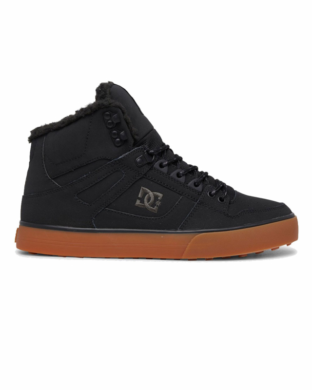 DC Shoe Pure High WC WNT M (black/red/green)