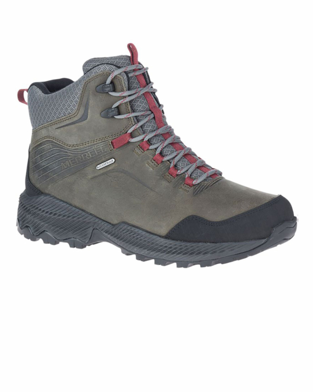 Merrell Forestbound Mid Waterproof Hiker (grey)