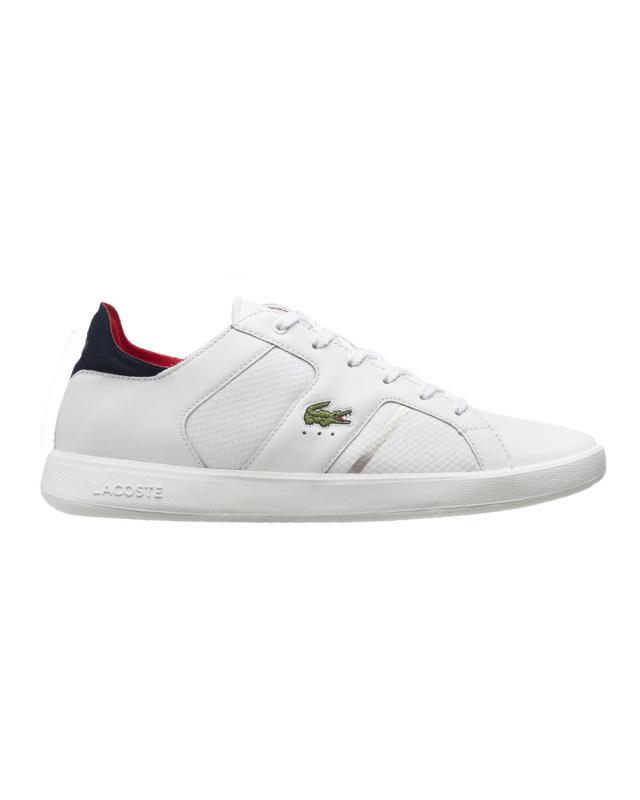 Lacoste Novas CT 0721 1 SMA (white/navy/red)