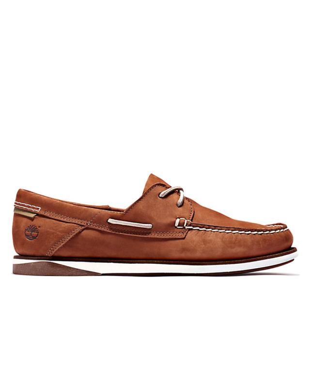 Timberland Atlantis Break Boat Shoe (brown)
