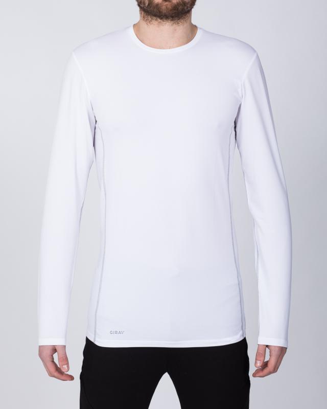 Girav Extra Tall Thermal Baselayer (white)