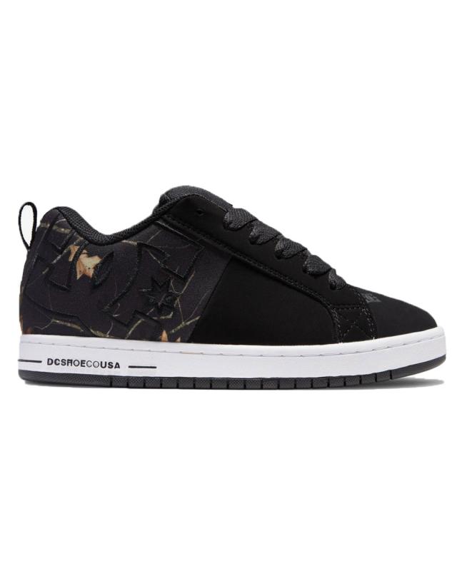 DC Shoe Court Graffik SQ M (black/print)
