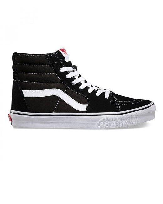 Vans Sk8 Hi (black)