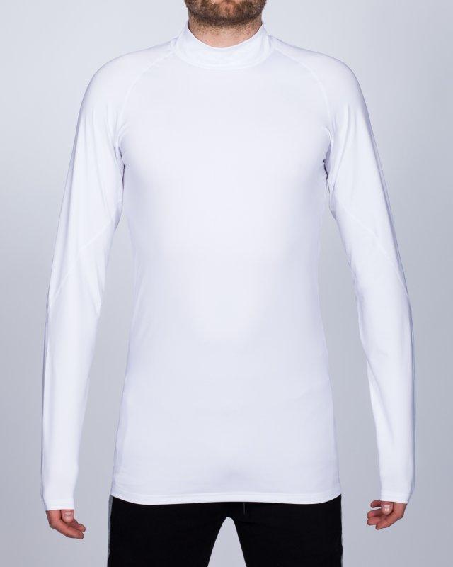 2t Long Sleeve Tall Baselayer (white)