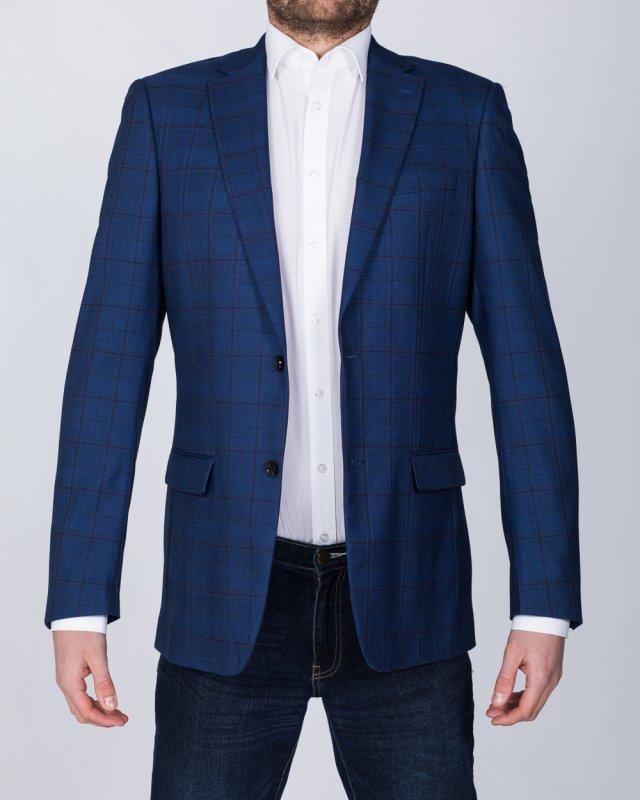 Skopes Slim Fit Tall Pashley Blazer (blue)