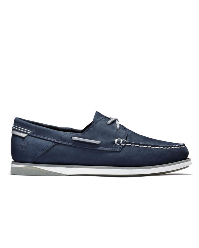 Timberland Atlantis Break Boat Shoe (navy)