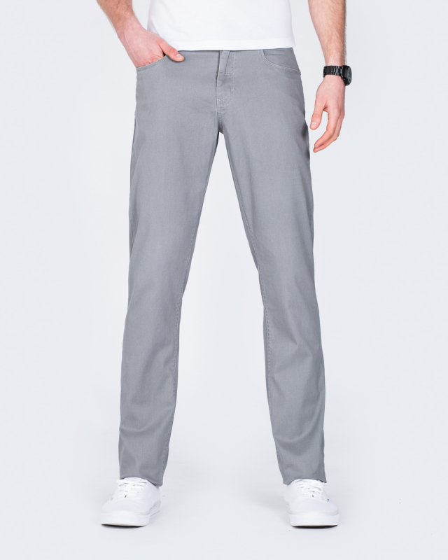 Redpoint Barrie Slim Fit Tall Jeans (grey)