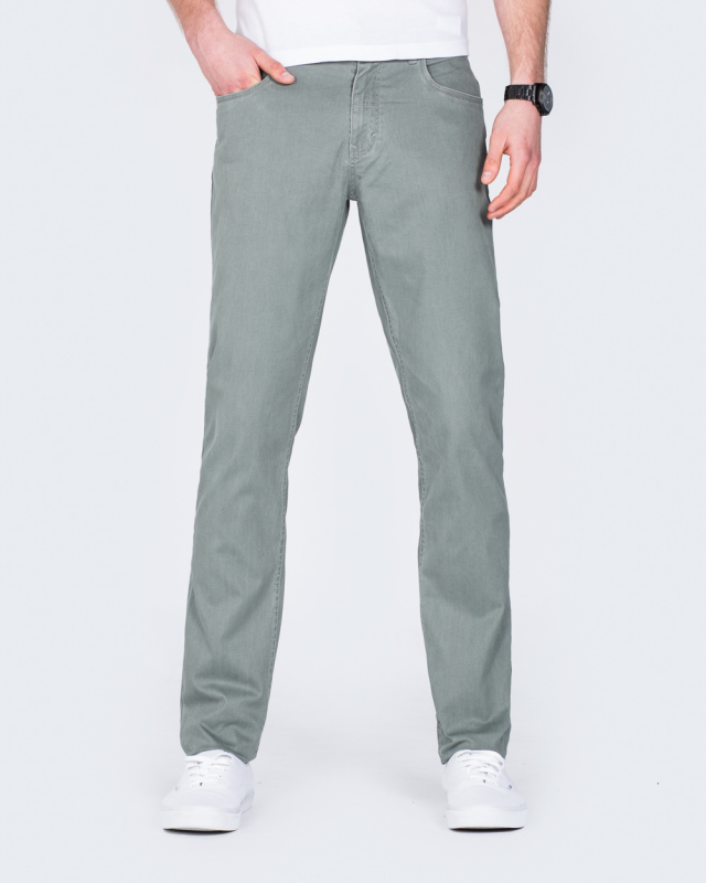 Redpoint Barrie Slim Fit Tall Jeans (khaki)