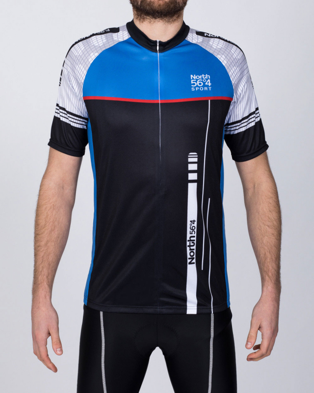 North 56 Tall Cycling Top (black)