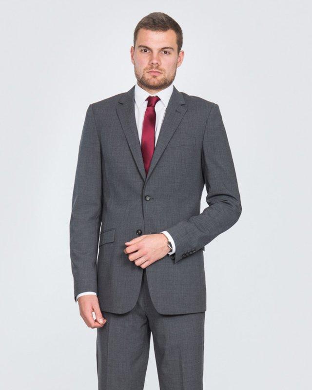 Skopes Regular Fit Wool Tall Suit (grey)