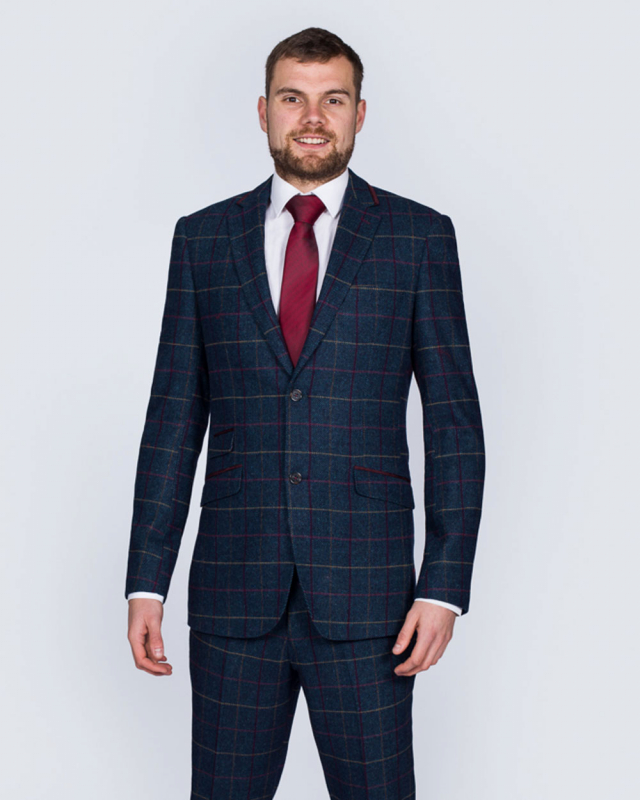Skopes Doyle Slim Fit Tall Suit