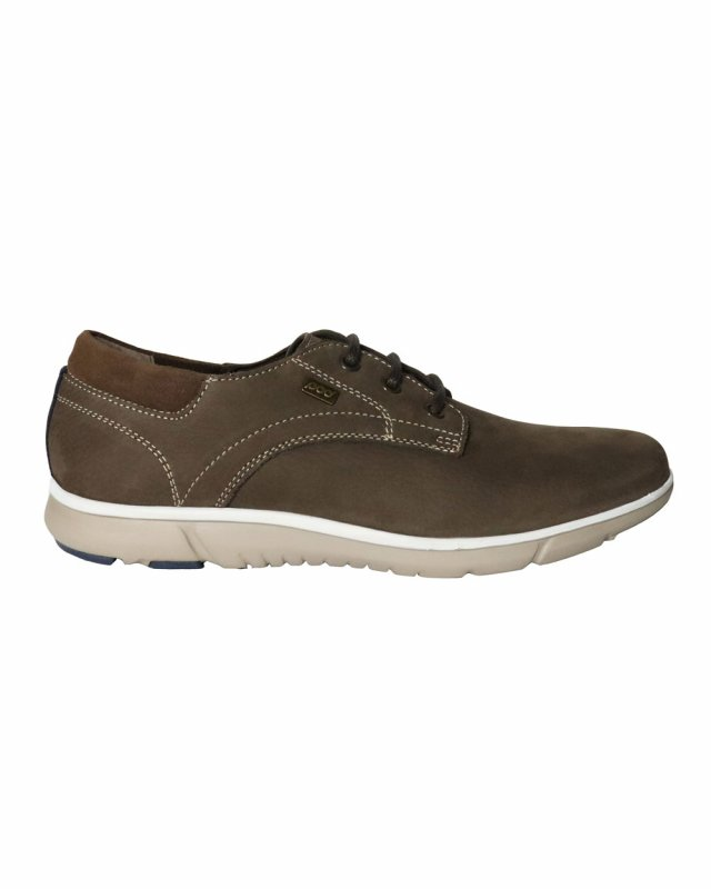 Pod Paul O'Donnell Dune Trainers (brown)