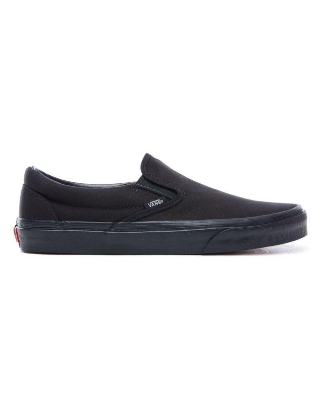 Vans Classic Slip On (black/black)