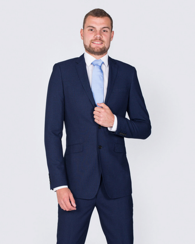 Skopes Harcourt Skinny Fit Tall Suit (navy)