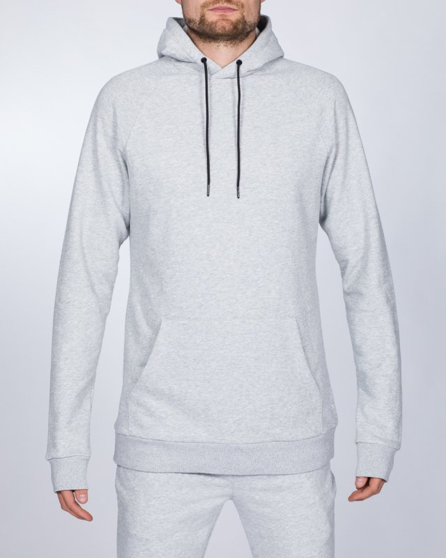2t Pullover Tall Riley Hoodie (heather grey)