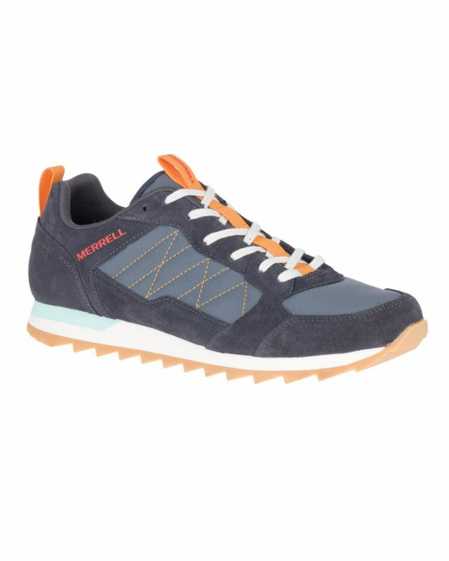 Merrell Alpine Sneaker (ebony)