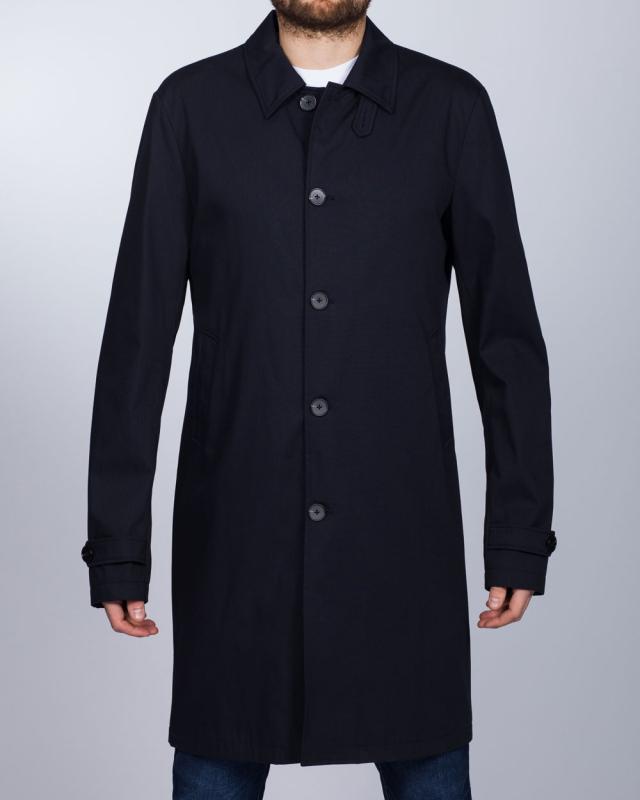 Skopes Tufwell Showerproof Raincoat (navy)
