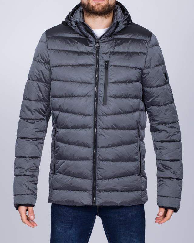 Cabano Tall Lightweight Padded Jacket (graphite)