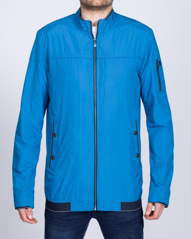 Cabano Tall Lightweight Summer Jacket (azure blue)