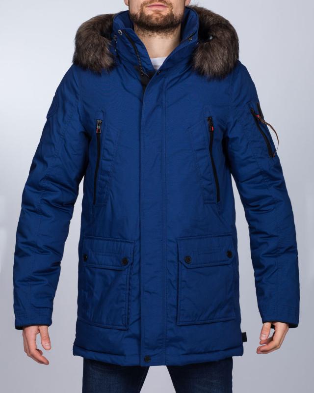 Redpoint Eddy Tall Parka Jacket (blue)
