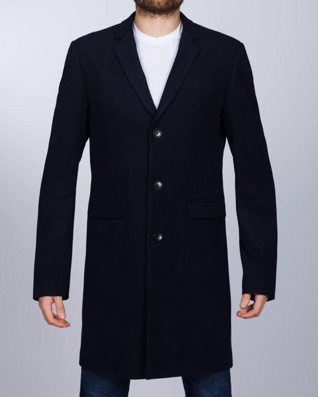 Skopes Fairlop Overcoat (navy)