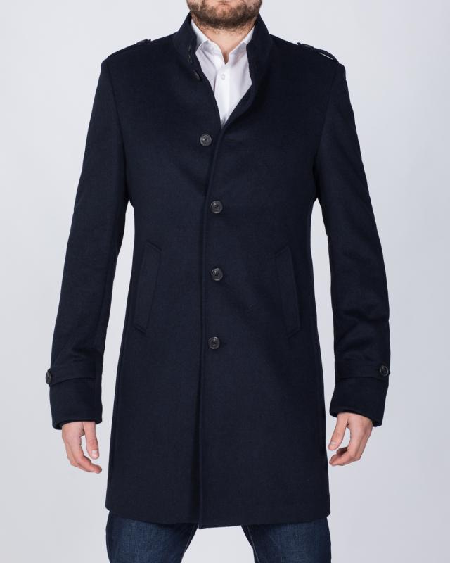 Skopes Ladbroke Overcoat (navy)