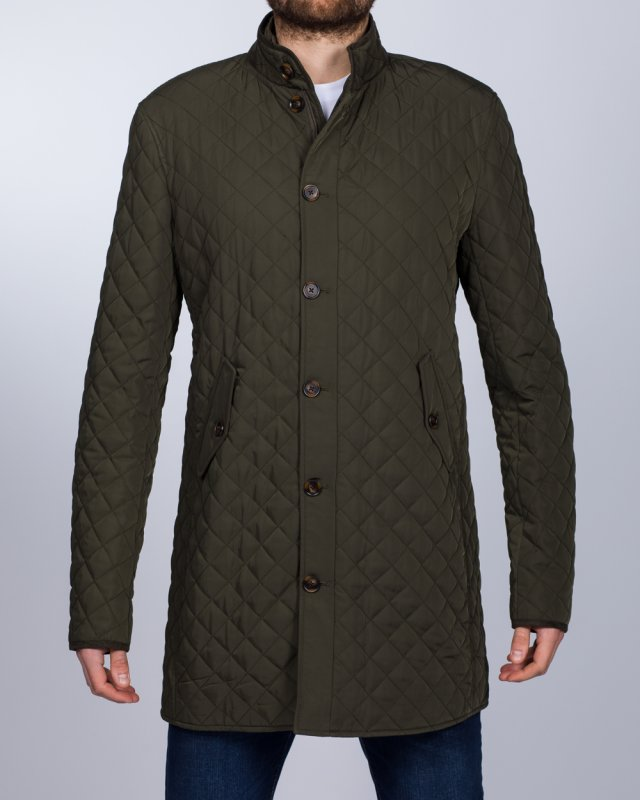 Skopes Pembridge Quilted Jacket (olive)