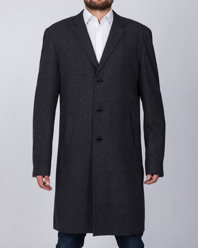 Skopes Teviott Overcoat (charcoal)