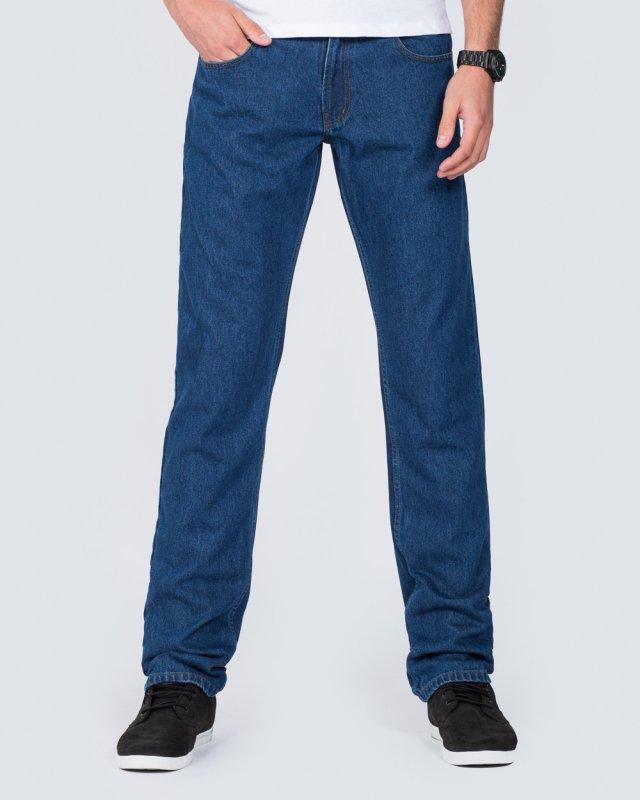 Ed Baxter Regular Fit Tall Jeans (stone)