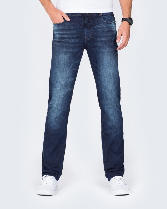 Mish Mash Leopard Dark Tall Jeans