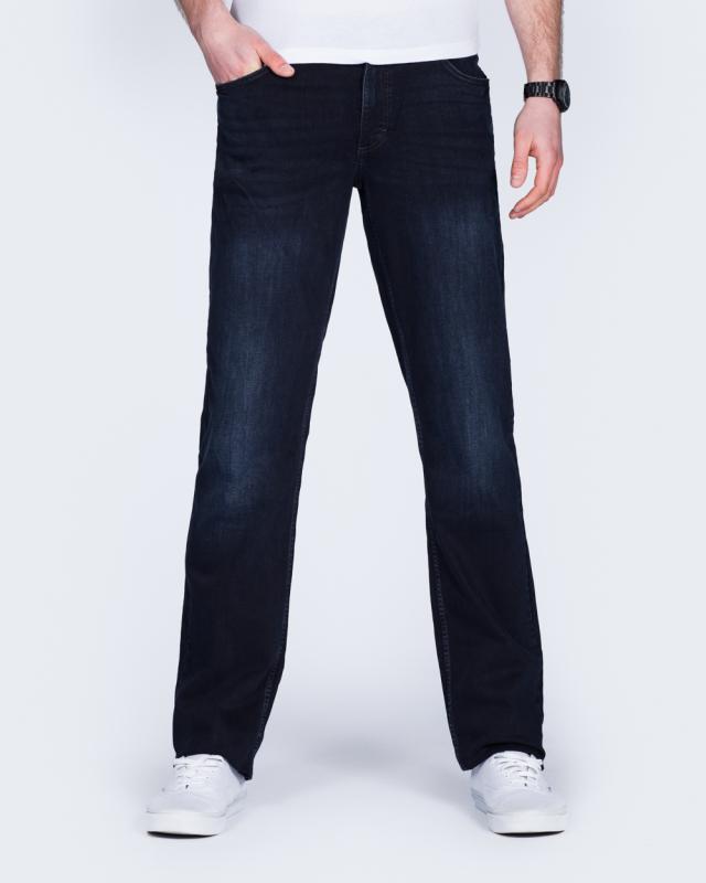 Mustang Big Sur Regular Fit Tall Jeans (dark denim)