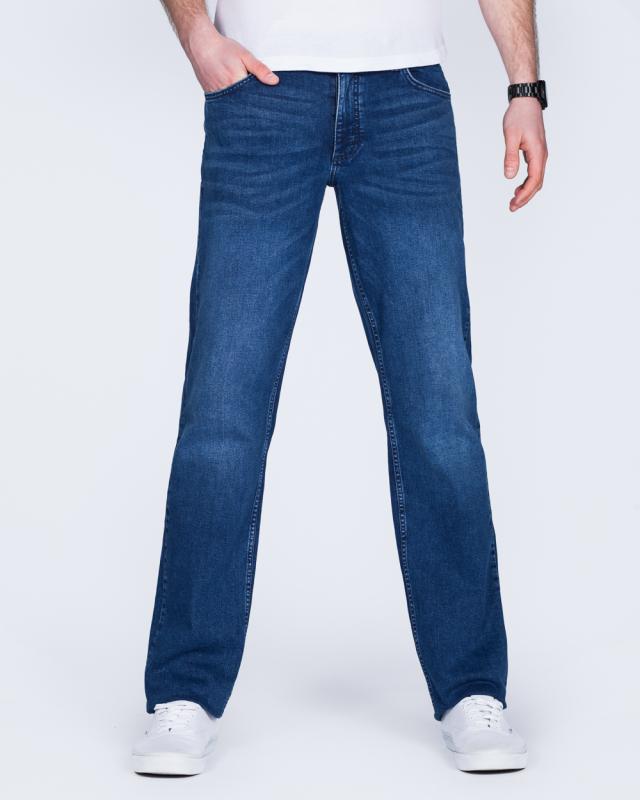 Mustang Big Sur Regular Fit Tall Jeans (denim blue)