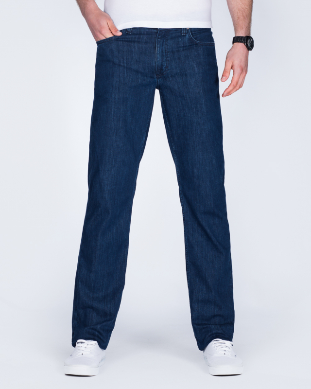 Mustang Big Sur Regular Fit Tall Jeans (dark wash)
