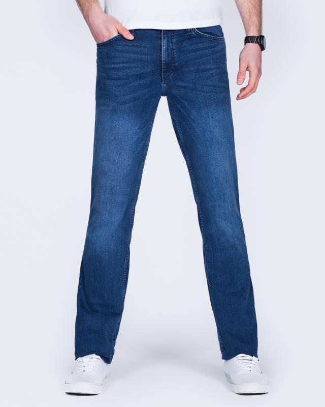 Mustang Tramper Regular Fit Tall Jeans (denim)
