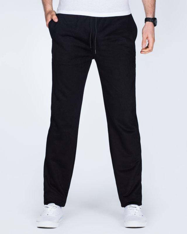 2t Shaun Regular Fit Tall Joggers (black)