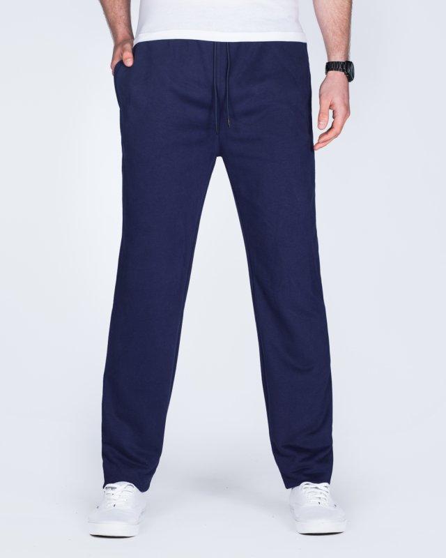 2t Shaun Regular Fit Tall Joggers (navy)