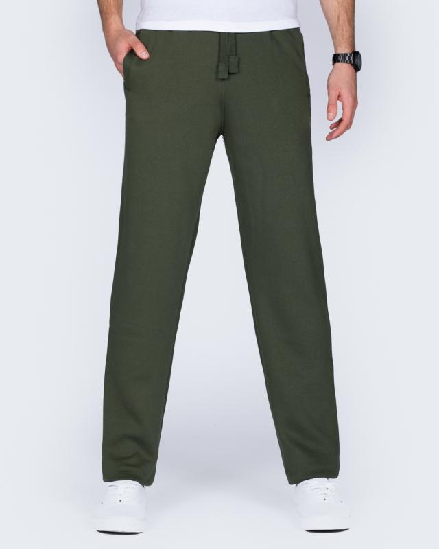 2t Regular Fit Sweat Pants (khaki)
