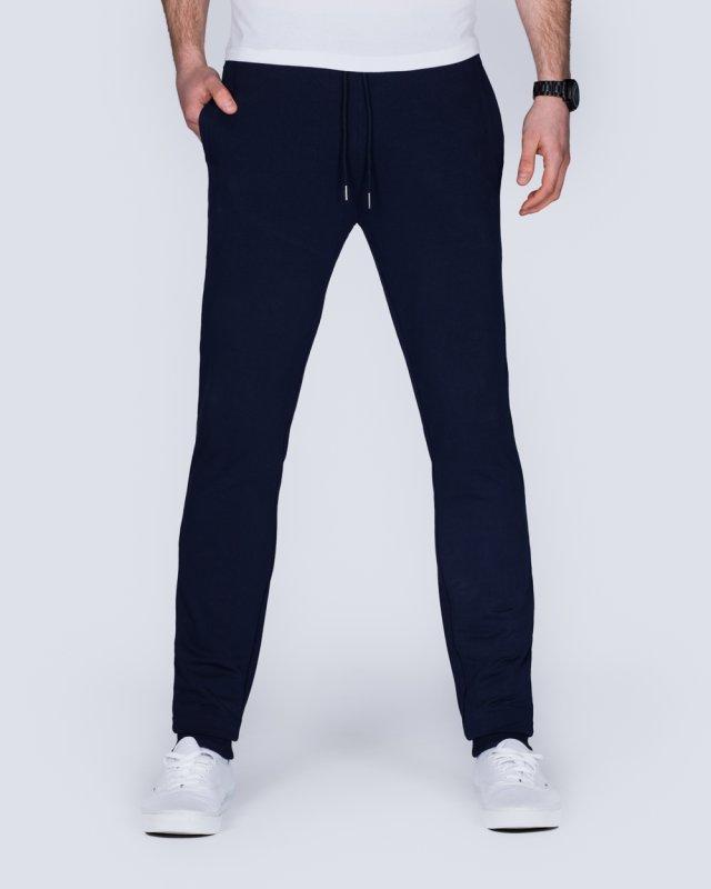 2t Scott Slim Fit Tall Sweat Pants (navy)