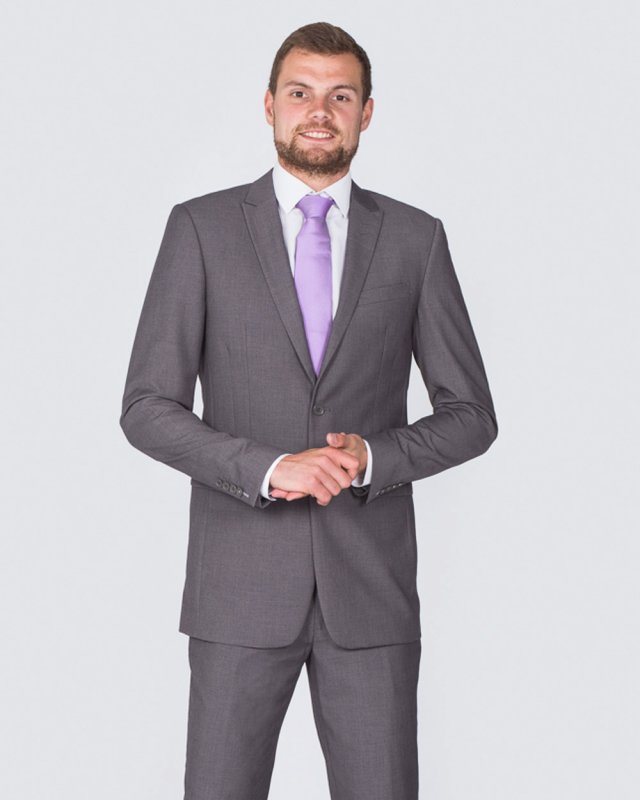 Skopes Slim Fit Tall Suit (grey)