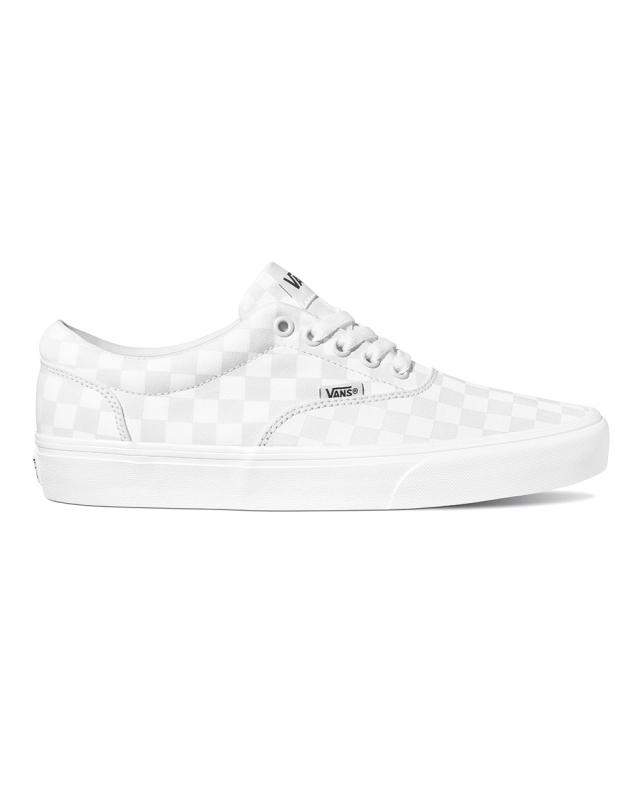 Vans Doheny Checkerboard (white/white)