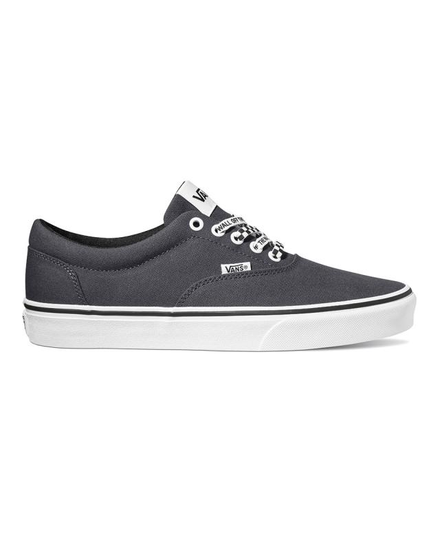 Vans Doheny Checker Lace (asphalt/white)