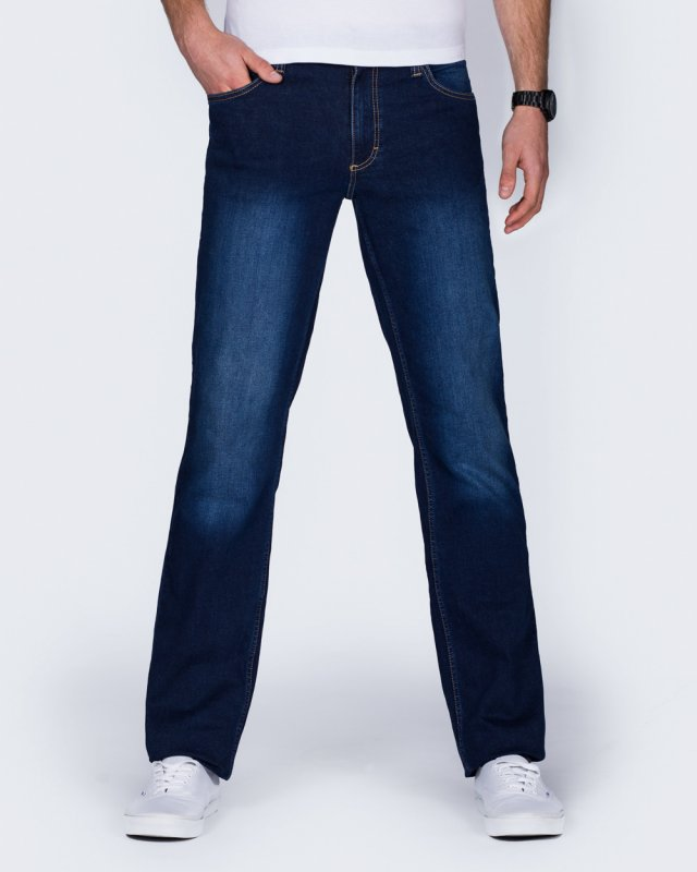 Mustang Big Sur Regular Fit Tall Jeans (mid denim)