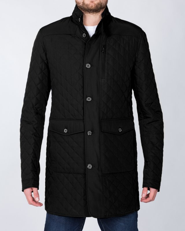 Skopes Pembridge Quilted Jacket (black)