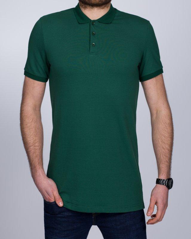 2t Slim Fit Tall Polo Shirt (green)