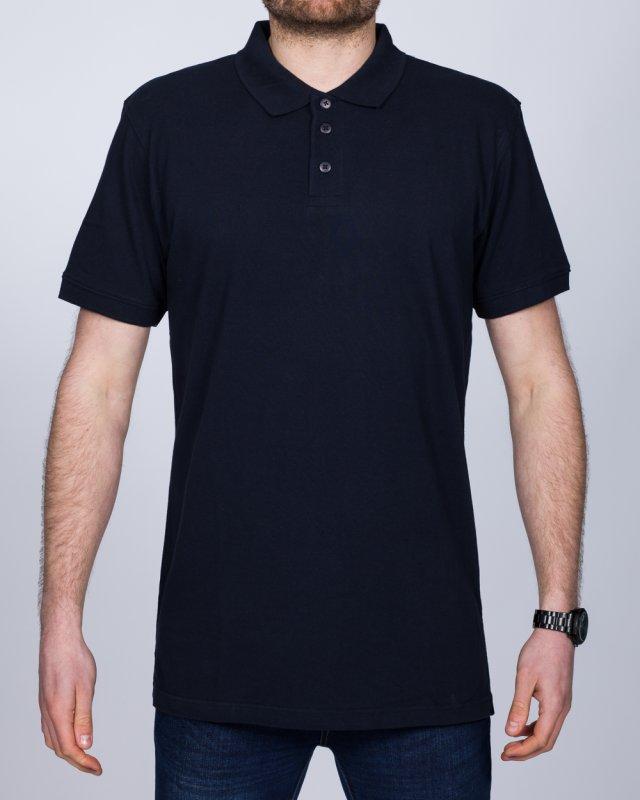 2t Regular Fit Tall Polo Shirt (navy)