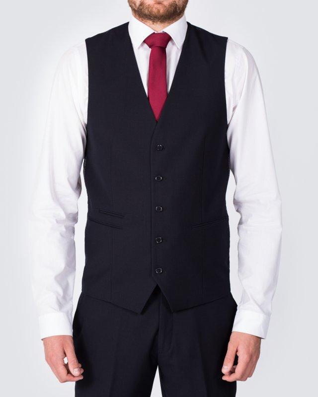 Skopes Slim Fit Tall Waistcoat (navy)
