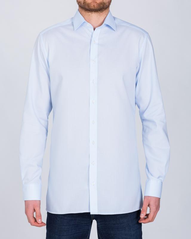Eterna Modern Fit Tall Shirt (light blue)